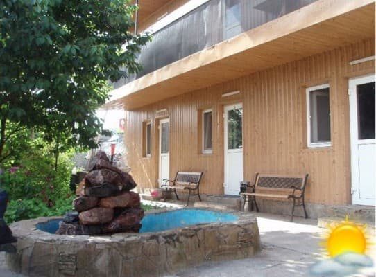 Mini hotel Mini-otel' Lazurniy bereg, Odesa: photo, prices, reviews