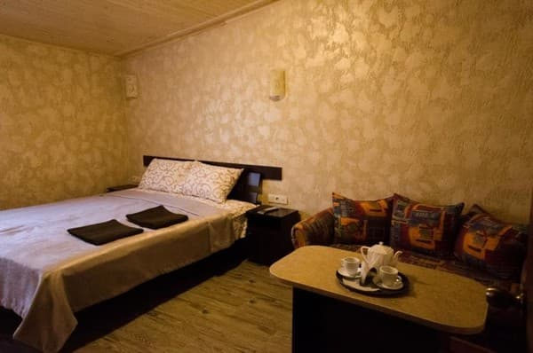 Mini hotel Fortuna, Lviv: photo, prices, reviews