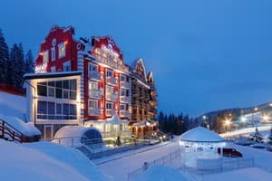 Hotels Bukovel. Hotel Chevalier