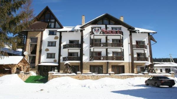 Private estate Shulc, Bukovel: photo, prices, reviews