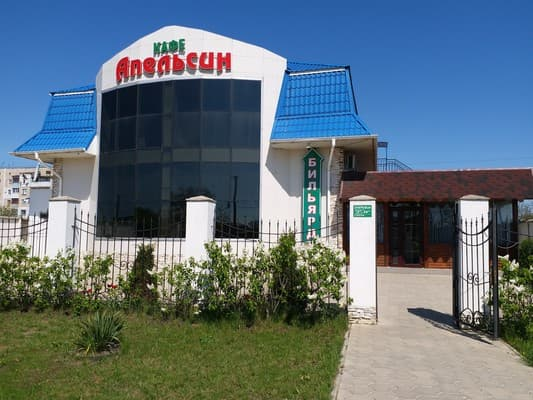 Hotel and restaurant complex APEL'SIN, Bilhorod-Dnistrovskyi: photo, prices, reviews