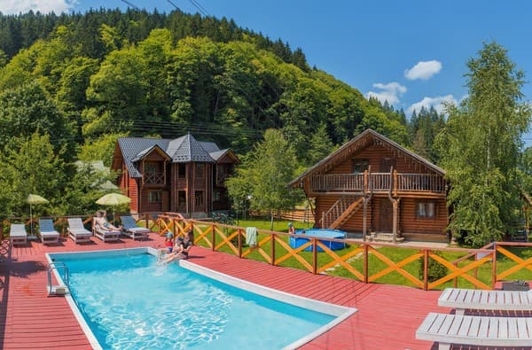 Hotel Horytsvit, Verkhovyna: photo, prices, reviews