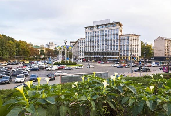 Hotel Dnipro, Kyiv: photo, prices, reviews