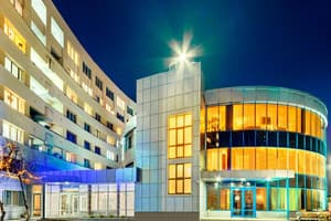 Hotels Kyiv. Hotel Black Sea