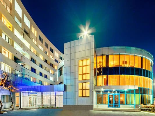 Hotel Black Sea, Kyiv: photo, prices, reviews