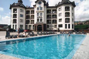 Hotels Bukovel. Hotel Diamond