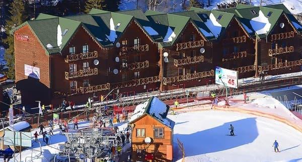 fa1cbf803f63 Apartment hotel ZimaSnow Ski   Spa, Bukovel  prices, photos ...