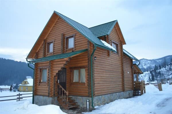 Cottage Karpatski kotedzhi, Bukovel: photo, prices, reviews