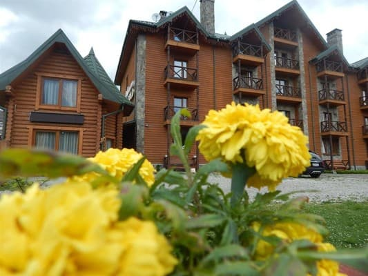 Private estate Anastasia GOLD, Bukovel: photo, prices, reviews