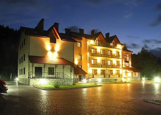 Hotel Reikartz Karpaty, Zhdenieve: photo, prices, reviews