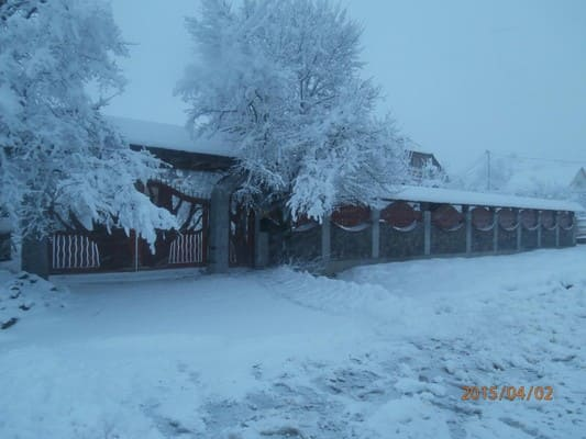 Private estate Voloskyi Potik, Izky: photo, prices, reviews