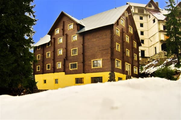 Hotel Dan, Dragobrat: photo, prices, reviews