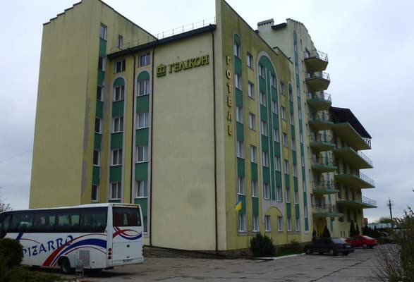 Hotel Helikon Zapytiv, Kamianka-Buzka: photo, prices, reviews