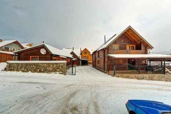 Cottage Palaga, Bukovel: photo, prices, reviews