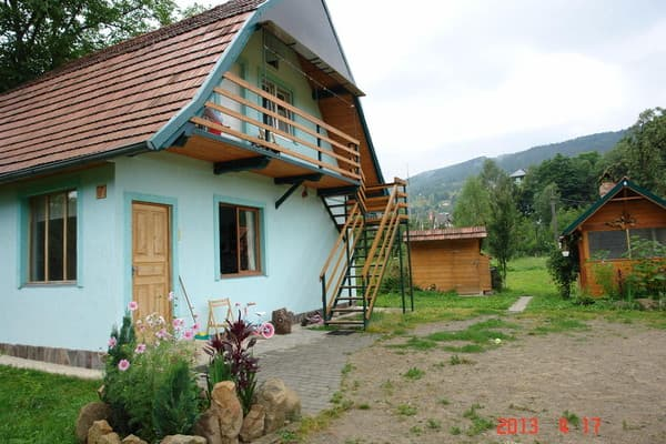 Cottage Bilia stavka, Yaremche: photo, prices, reviews