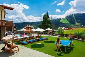 Hotels Bukovel. Hotel Graal Resort