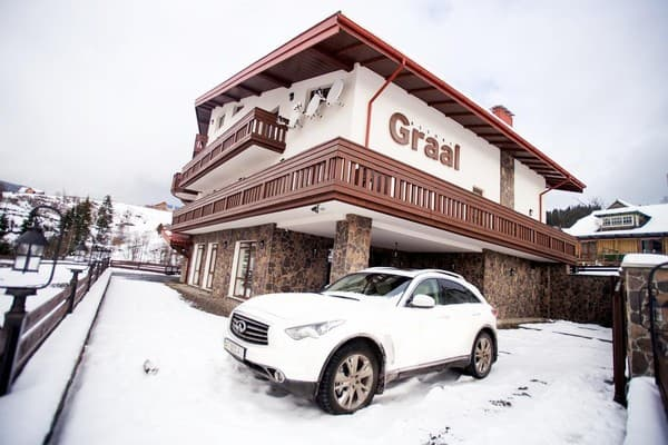 Hotel Graal Resort, Bukovel: photo, prices, reviews