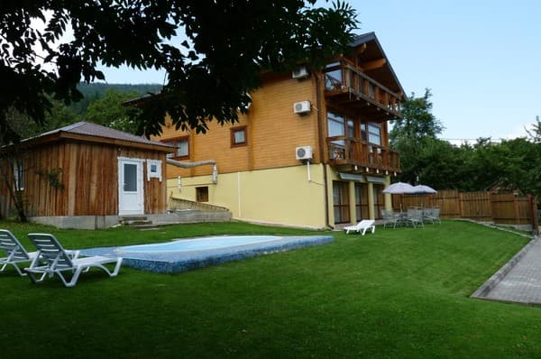 Mini hotel Shale Monblan, Yaremche: photo, prices, reviews