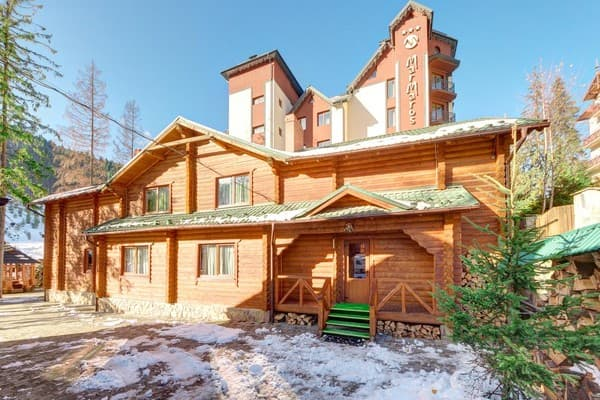 Hotel Laplandiya, Bukovel: photo, prices, reviews