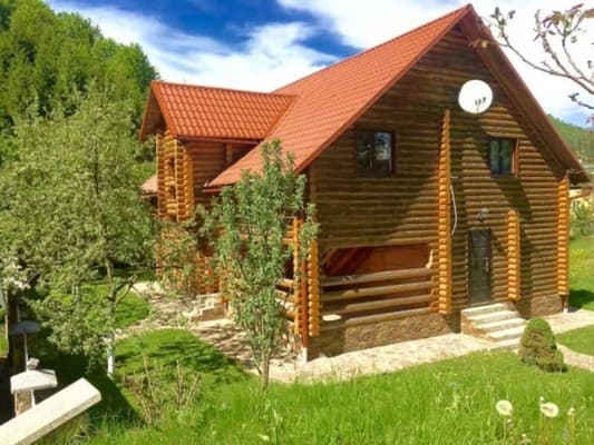 Private estate Syniohirska, Bohorodchany: photo, prices, reviews