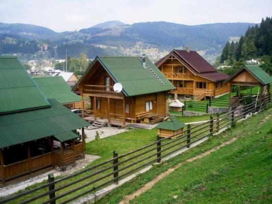 Private estate Mahurka, Verkhovyna: photo, prices, reviews