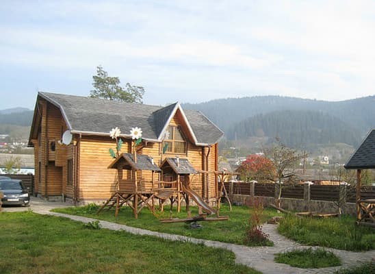 Private estate Gerdan, Verkhovyna: photo, prices, reviews