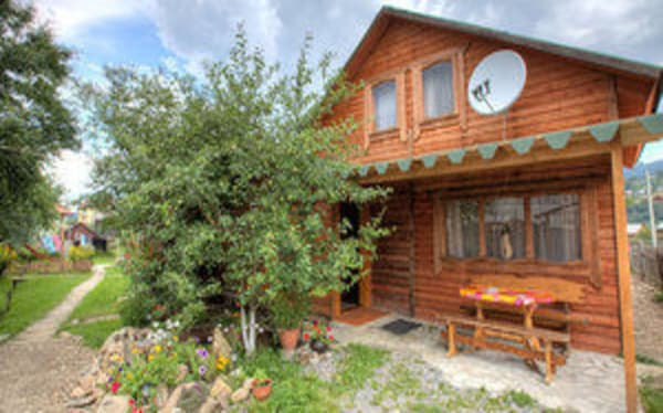 Cottage Teremok, Vorohta: photo, prices, reviews