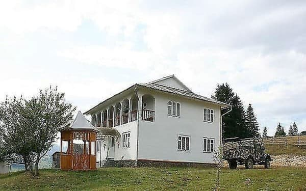 Private estate Semii Dzhurak, Verkhovyna: photo, prices, reviews