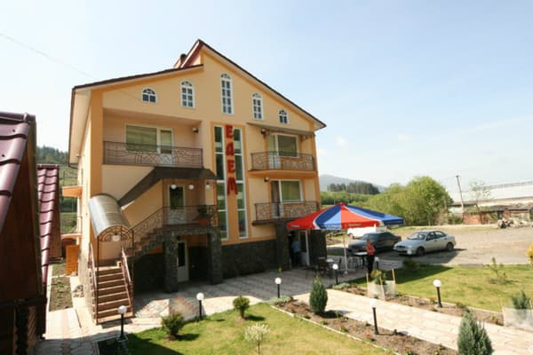 Private estate Edem, Volovets: photo, prices, reviews