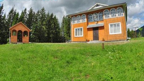 Private estate Edelveis, Verkhovyna: photo, prices, reviews