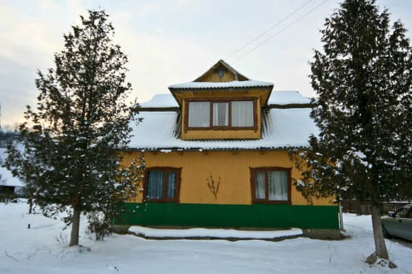 Private estate U Myroslavy, Vorohta: photo, prices, reviews