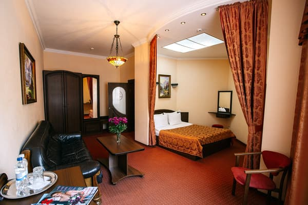 Hotel Edem, Lviv: photo, prices, reviews