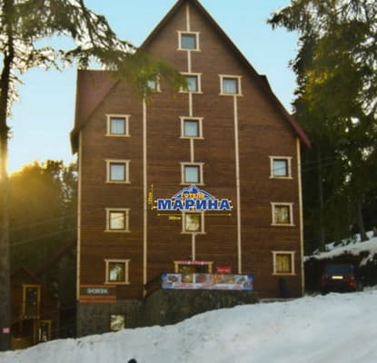 Hotel Marina, Dragobrat: photo, prices, reviews