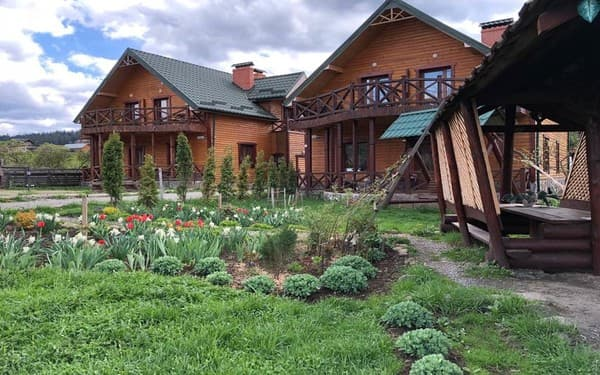 Private estate Blyzniuky, Vorohta: photo, prices, reviews