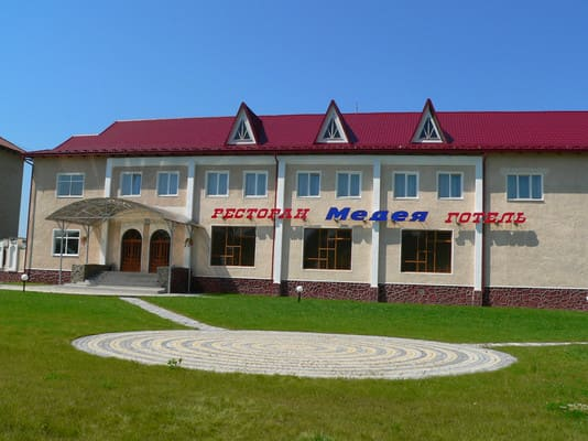 Hotel Medeya,  Kosiv: photo, prices, reviews
