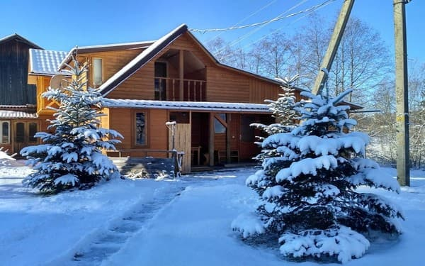 Private estate Pod Skaloi, Lazeshchyna: photo, prices, reviews