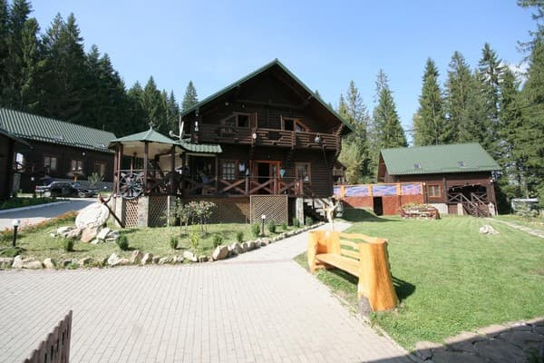 Guest Court Melnitsa, Myhove: photo, prices, reviews