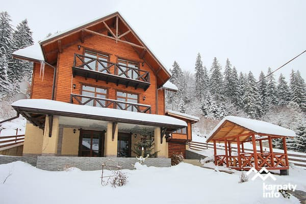 Private estate Randevu, Mykulychyn: photo, prices, reviews