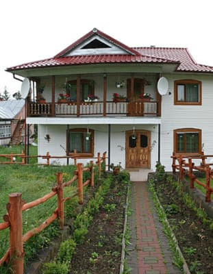 Cottage Trembita, Verkhovyna: photo, prices, reviews