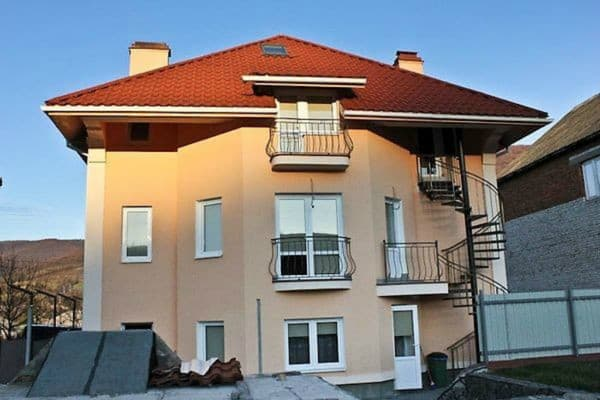 Private estate Zatyshok, Polyana: photo, prices, reviews