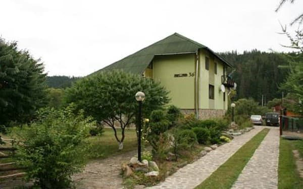 Private estate Lesivyh , Slavske: photo, prices, reviews