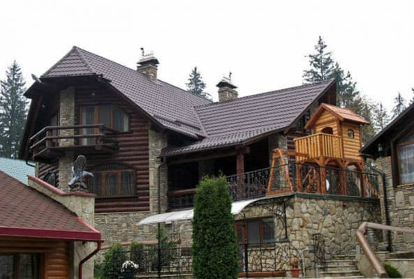 Hotel Poliana Kohannia, Yaremche: photo, prices, reviews
