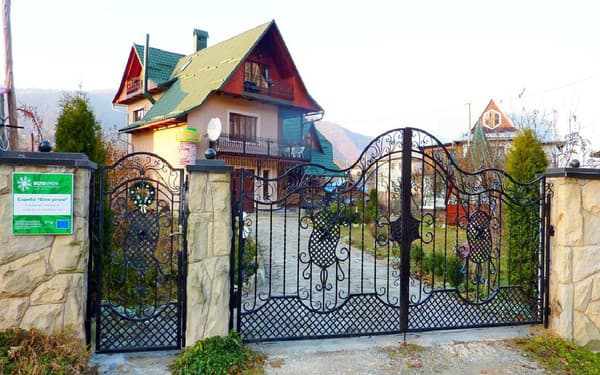 Private estate Bilia richky, Yaremche: photo, prices, reviews