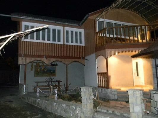 Private estate U dida Hrytsia, Yaremche: photo, prices, reviews