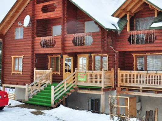 Private estate Hutsulska vyshyvanka, Yablunytsia: photo, prices, reviews