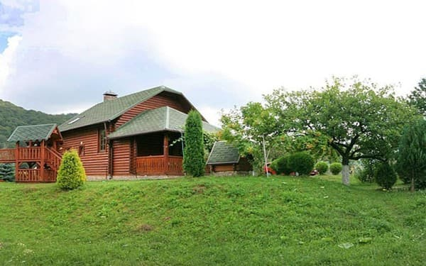 Private estate Tsaryna, Sheshory: photo, prices, reviews