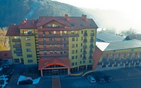 Hotel Malyvo, Yaremche: photo, prices, reviews