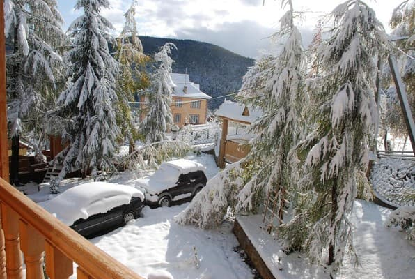 Hotel Kraievyd, Yaremche: photo, prices, reviews