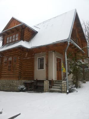 Private estate U Olgi, Yaremche: photo, prices, reviews