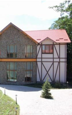 Private estate O Shale, Yaremche: photo, prices, reviews